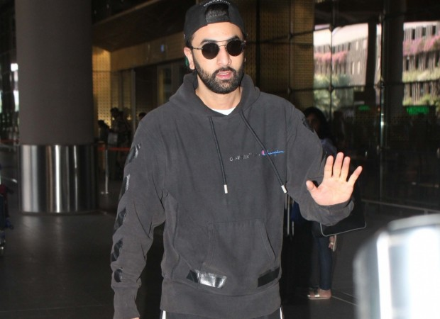 Is this battle axe Ranbir Kapoor's weapon in Brahmastra?