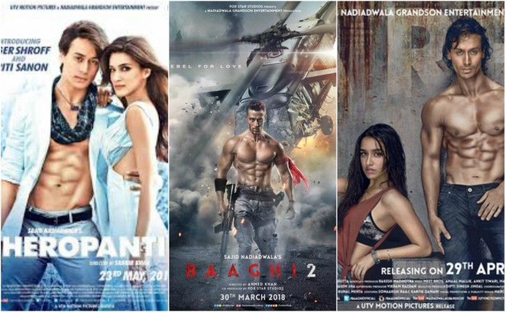 Tiger Shroff and Disha Patani's Baaghi 2 trailer is high on action!