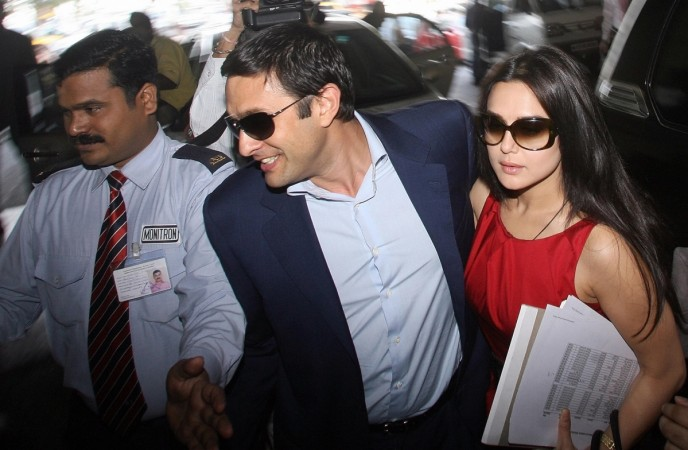 Chargesheet Filed By Police Against Ness Wadia For Molesting Preity Zinta