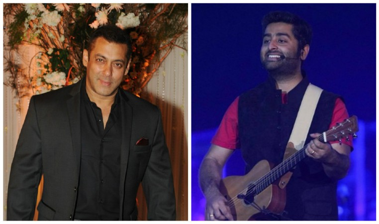 Salman Khan to Let Arijit Singh Sing For his Upcoming Movie Bharat?