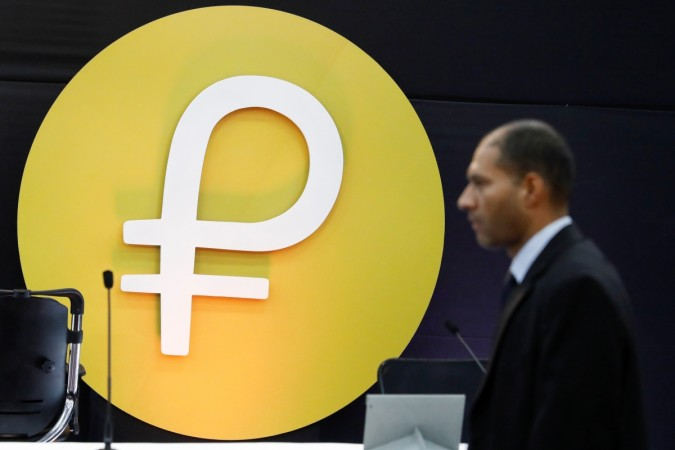 El Petro allegedly raises $735 mln on first day of pre-sale