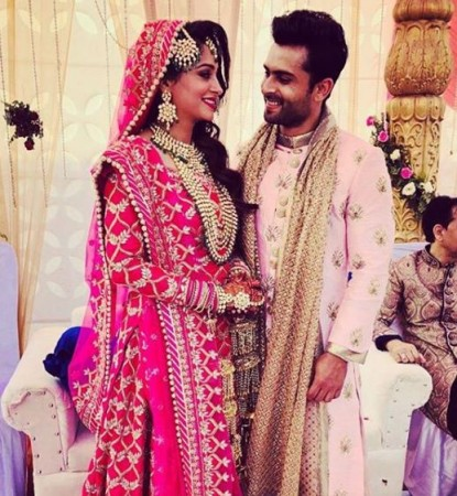 All the photos from Shoaib Ibrahim and Dipika Kakar's nikkah
