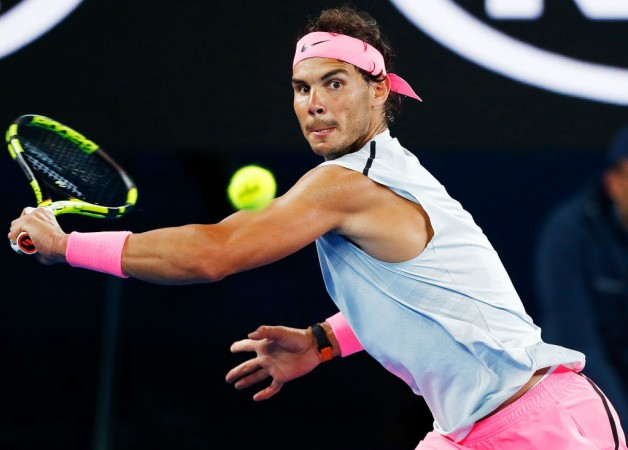 Nadal withdraws from Acapulco tennis tourney