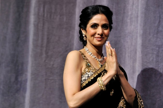 Visually-impaired fan waits outside Sridevi's residence for two days