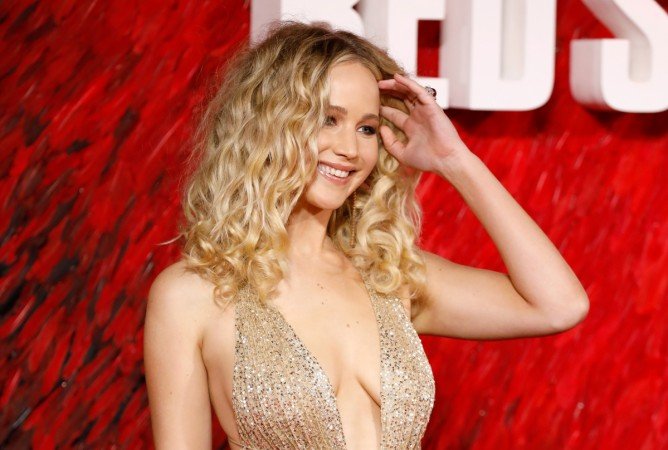 'I got drunk!': Jennifer Lawrence had too much to drink