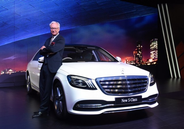 Mercedes S-Class facelift (BS-VI) launched at Rs. 1.33 crore
