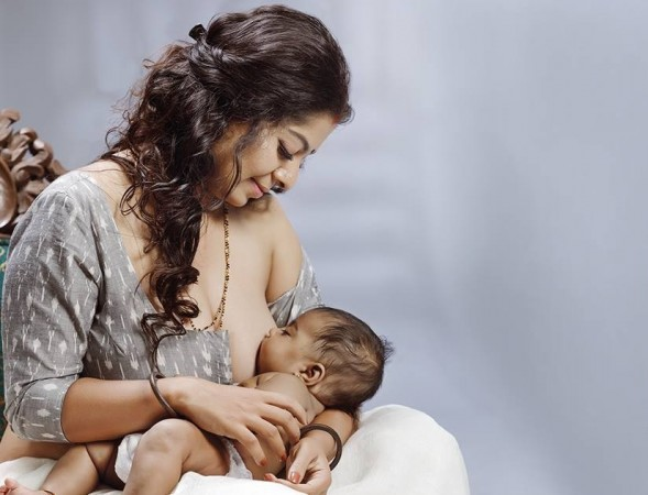 Case filed against Kerala magazine for picture of model breastfeeding child