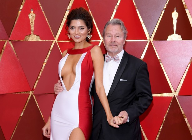 Blanca Blanco Oscars 2018