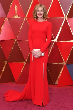 Christine Lahti attends the 90th Annual Academy Awards at Hollywood & Highland Center on March 4, 2018 in Hollywood, California.