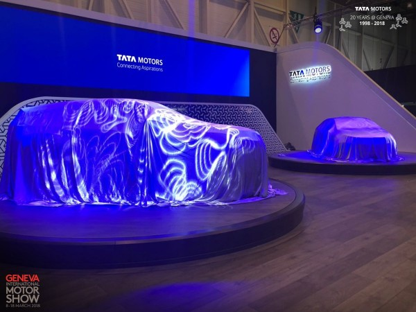 Geneva Motor Show 2018: Tata Motors unveils E-Vision concept sedan