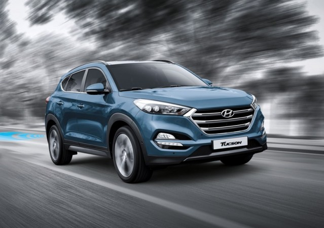 hyundai india to launch new tucson variant with two features not offered in rival jeep compass. Black Bedroom Furniture Sets. Home Design Ideas