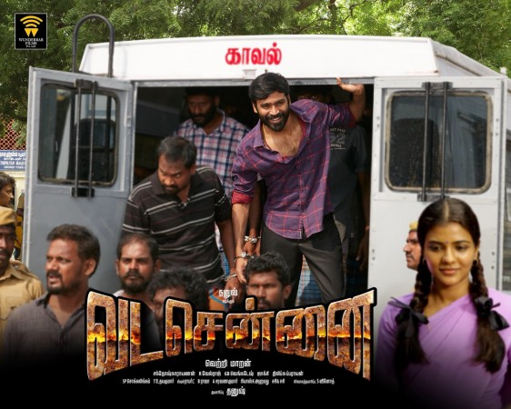 'Vada Chennai' first look: Dhanush is back to his forte