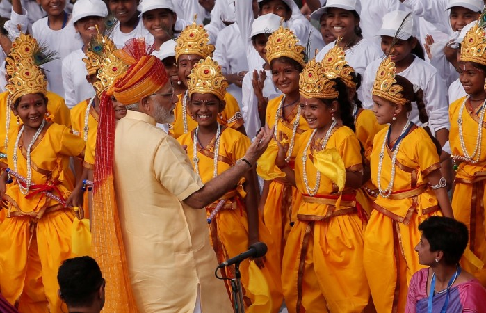 On International Women's Day, PM Modi remembers activist Kunwar Bai