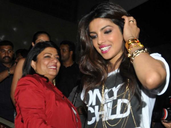 Priyanka Chopra's mother Madhu Chopra was called mad for starting production house with Bhojpuri film