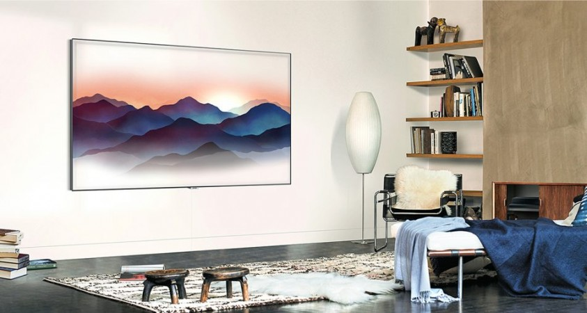 Samsung OLED TV Ambient Mode