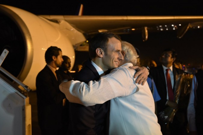 France best partner for India: Macron