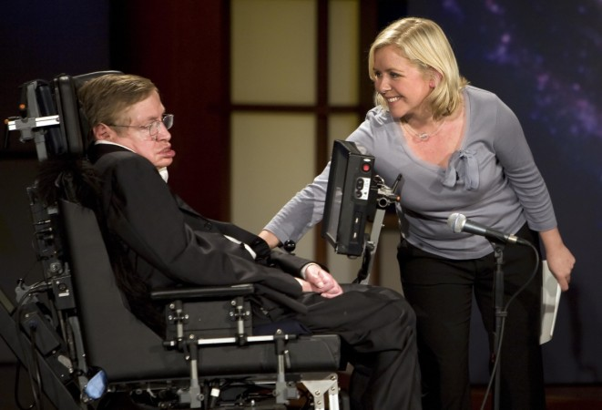 Stephen HAwking family, Stephen Hawking kids