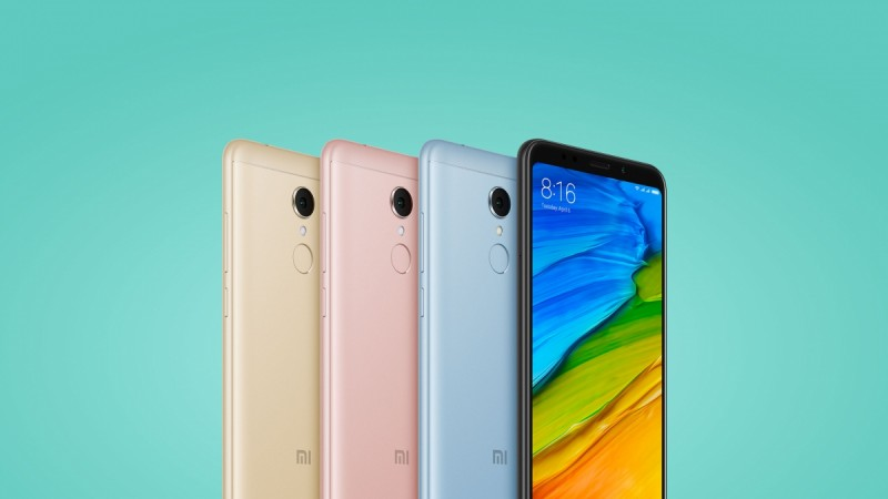 Xiaomi Redmi 5 launched in India, pricing starts at Rs. 7999