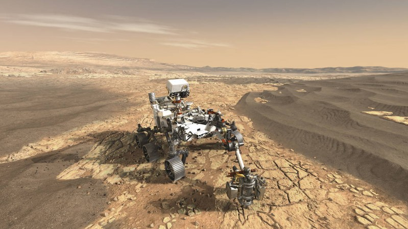 NASA's Mars 2020 mission rover begins test and launch operations development phase