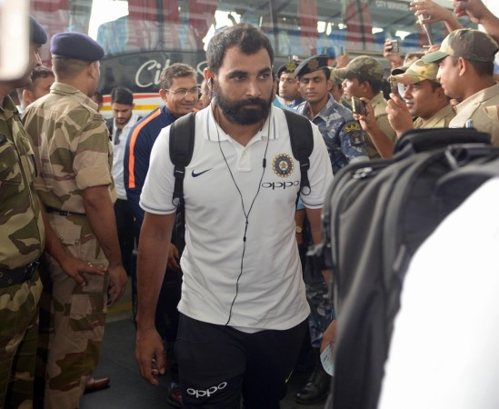 Pakistani woman admits meeting Mohammad Shami in Dubai, refutes monetary dealing claims