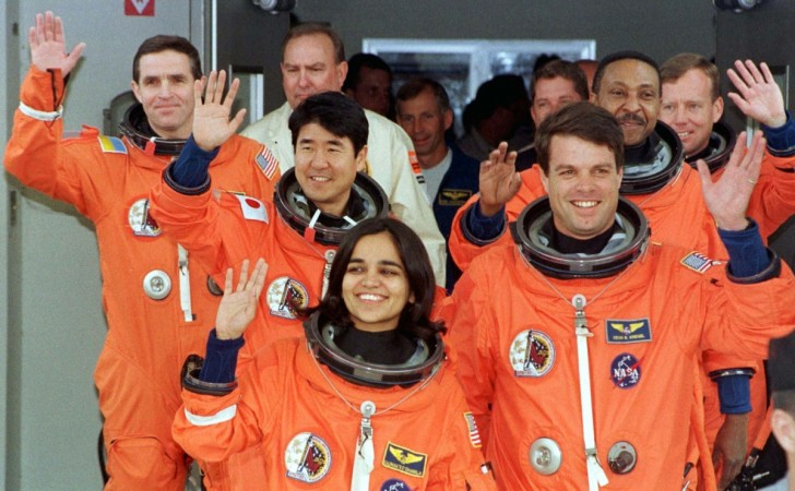 Nation Pays Tributes To Kalpana Chawla On Her 56th Birth Anniversary