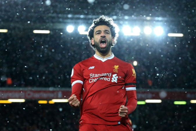 Egypt coach Cuper declares Salah among world's best