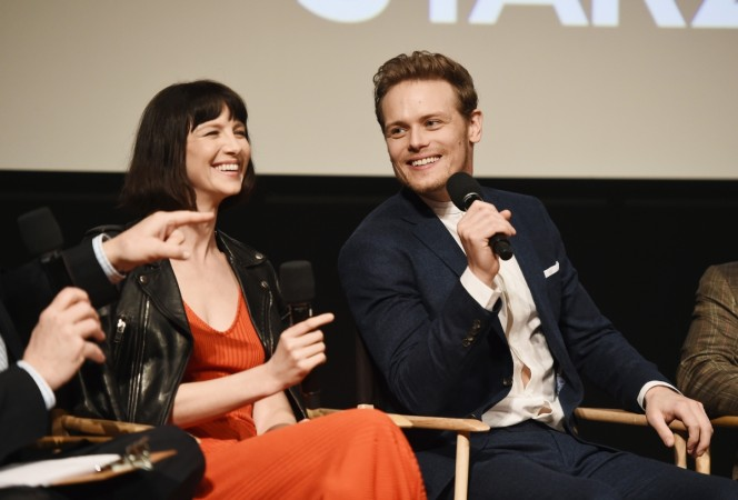 'Outlander' Creator Has 'No Doubt' Season 5 Will Happen on Starz