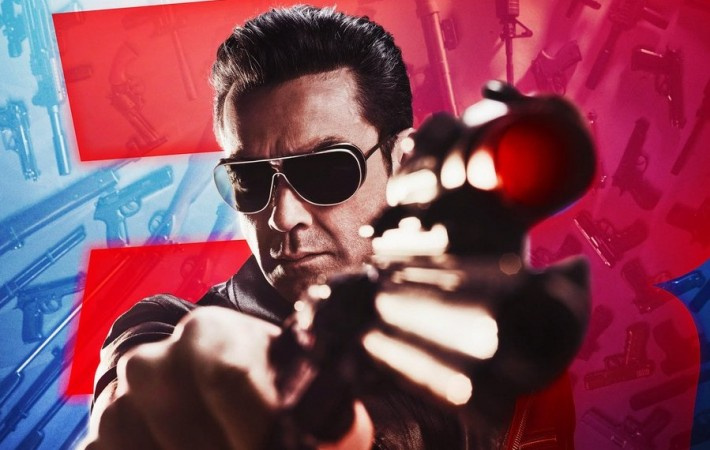 'Race 3' poster: Meet Salman Khan as 'selfless' Sikander