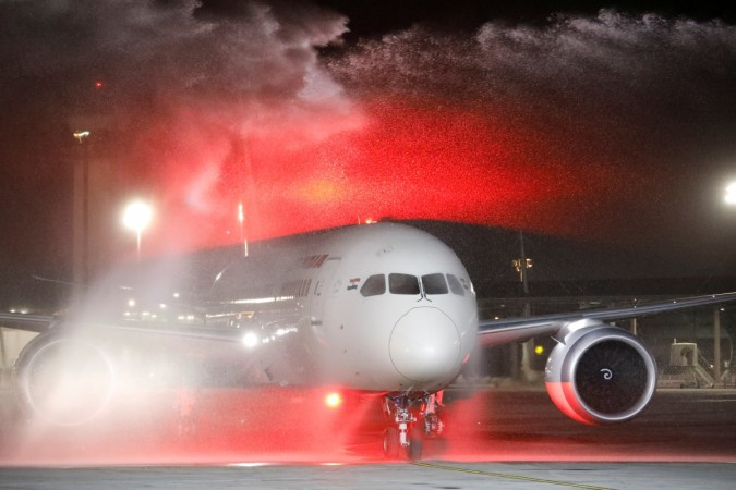 Air India's direct flight service to Israel to begins