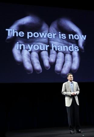 Kazuo Hirai of Sony