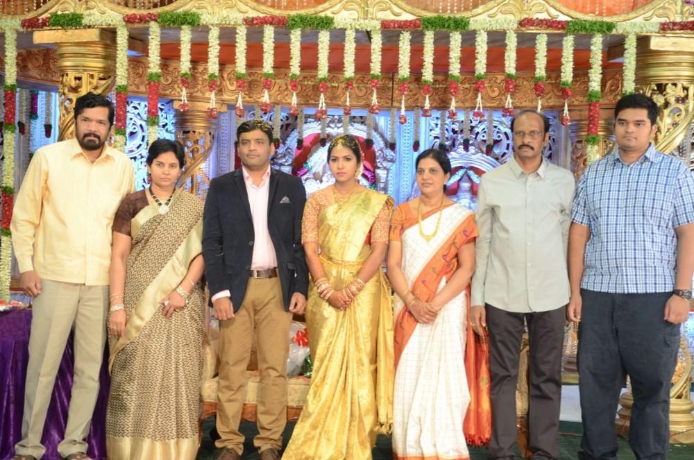 Siva Nageswara Rao Daughter Wedding Reception,SS Rajamouli,Rajendra Prasad,Gopichand,Anjali,Brahmanandam,Posani Krishna Murali,Jayasudha,Saikumar,Siva Nageswara Rao Daughter Wedding,Siva Nageswara Rao Daughter Wedding Reception pics,Siva Nageswara Rao Dau
