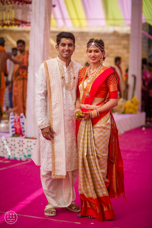 Lahari Music Manohar Naidu Son wedding,Chandru Manoharan wedding,Chandru Manoharan marriage,Allu Aravind,MM Keeravani,Gopichand,Gopichand Achanta