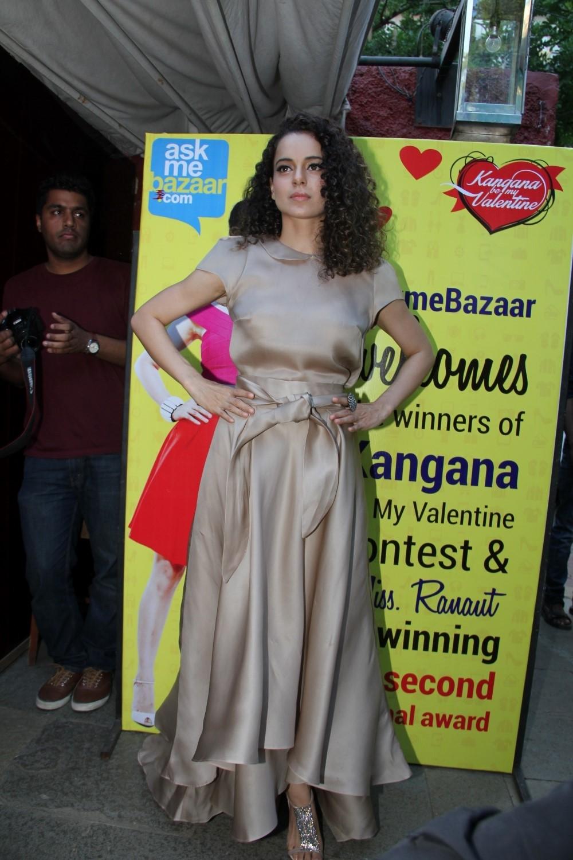Actress Kangana Ranaut,Meet and Greet Kangana contest stills,Kangana Ranaut Gallery,Kangana Ranaut photos