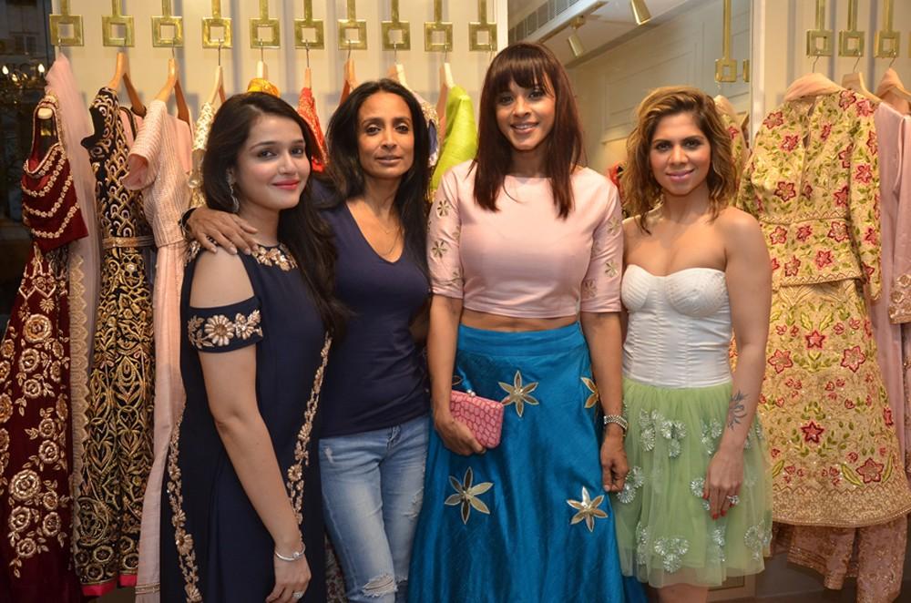 Malaika Arora Khan,Bhumi Pednekar,Anchal Kumar,Shamita Singha,Amrita Raichand,Manasi Scott,Malini Agarwal,Kim Sharma,Suchitra Pillai,Ashish Sajnani