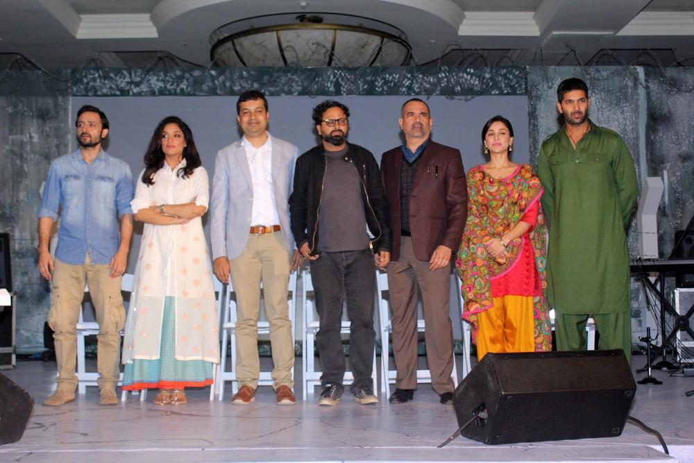 Amrita,Sandhya,Purab,Satyadeep,POW at JW Marriott,JW Marriott