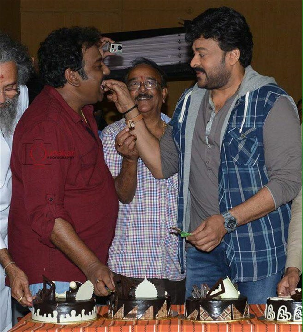 Khaidi No 150,Chiranjeevi,Ram Charan,Raghava Lawrence,VV Vinayak,Megastar Chiranjeevi,Khaidi No 150 Shooting Spot,Khaidi No 150 Shooting Spot pics,Khaidi No 150 Shooting Spot images,Khaidi No 150 Shooting Spot photos,Khaidi No 150 Shooting Spot stills,Kha