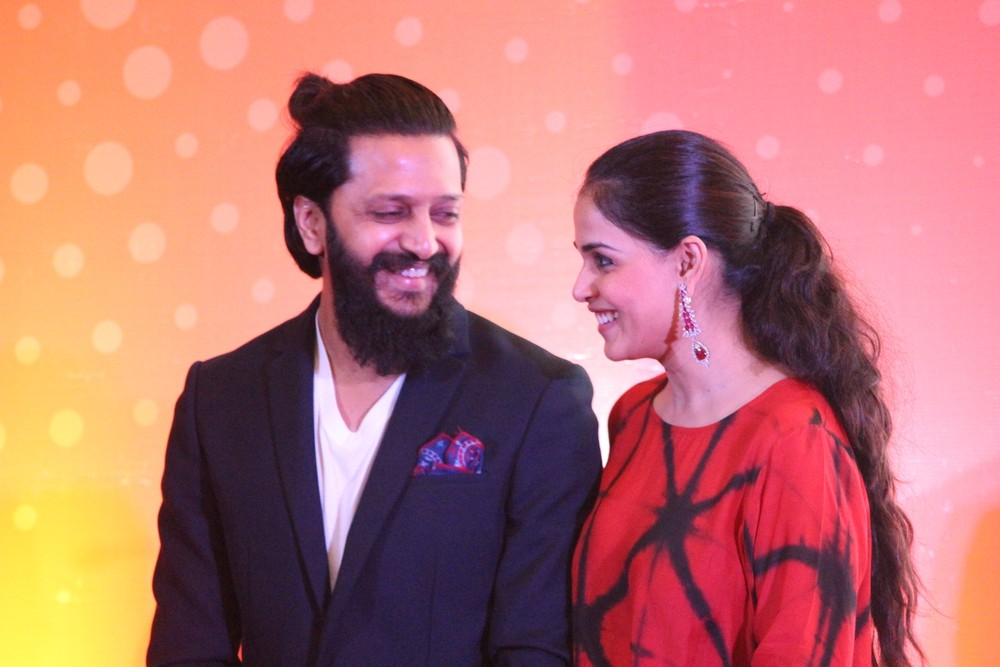 Riteish Deshmukh & Genelia D'souza,Riteish Deshmukh and Genelia D'souza,Riteish Deshmukh,Genelia D'souza,Labour Analgesia app,Birth Ease,Birth Ease app