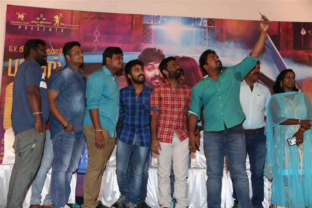 GV Prakash,GV Prakash at Bruce Lee Press Meet,Bruce Lee Press Meet,Pandiraj,Bala Saravanan,Prashanth Pandiraj,P Ravichandran,J Selvakumar,Pradeep E Ragav,G Vittal Kumar,Radhika,G. Manoj Gyann,Muniskanth Ramadoss,Bruce Lee Press Meet pics,Bruce Lee Press M
