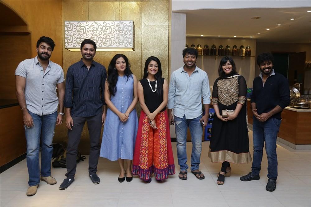 Varalakshmi SarathKumar,Janani Iyer,Hotel Green Park Cake Mixing,Hotel Green Park,Sshivada Nair,Rama Krishnan,Janagaraj,G Ravi Kumar,Bala Saravanan,Sudip Sengupta