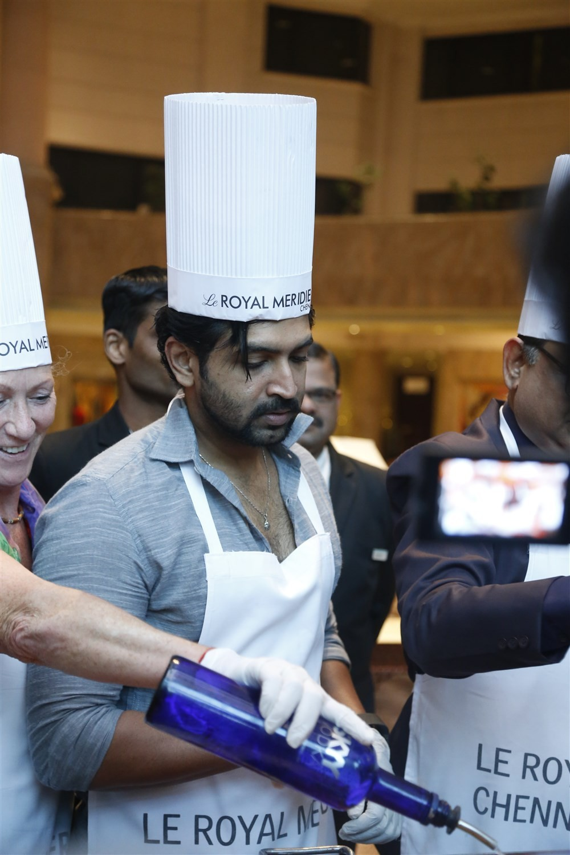 Arun Vijay,Christmas Cake Mixing Ceremony,Christmas Cake,Arun Vijay latest pics,Arun Vijay latest images,Arun Vijay latest photos,Arun Vijay latest stills,Arun Vijay latest pictures