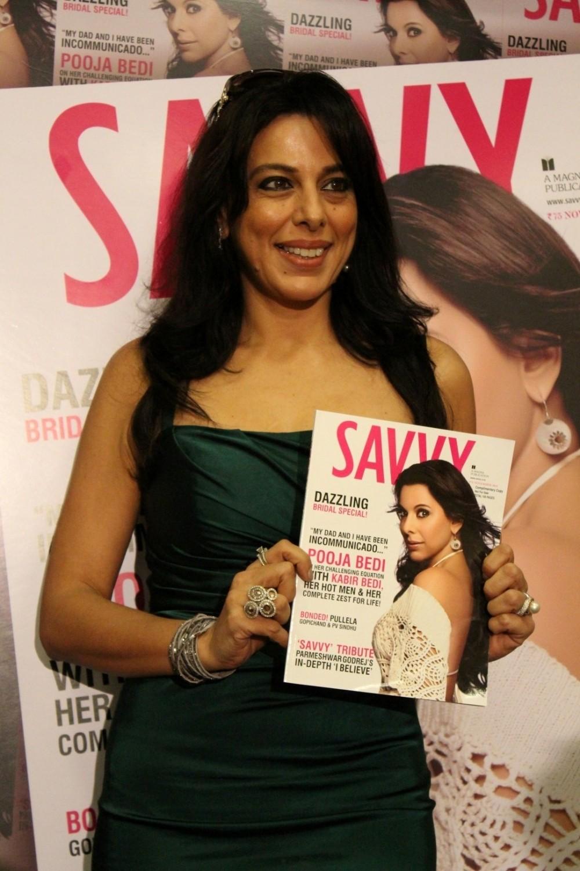 Pooja Bedi unveils Savvy Magazine,Pooja Bedi Savvy Magazine,Savvy Magazine,Savvy Magazine Nov 2016 issue,Savvy Magazine issue,actress Pooja Bedi