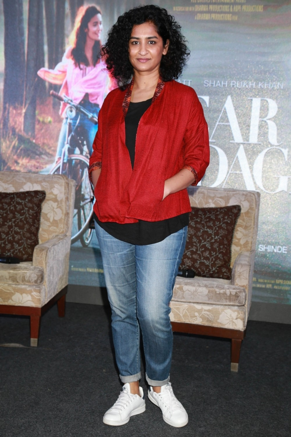 Shah Rukh Khan,Alia Bhatt,Gauri Shinde,Dear Zindagi,Dear Zindagi promotion,Dear Zindagi movie promotion,Dear Zindagi promotion in Delhi,Dear Zindagi movie promotion in Delhi,Shah Rukh Khan and Alia Bhatt