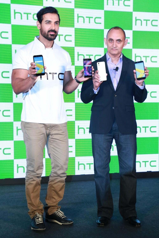 John Abraham,John Abraham launches HTC Desire 10 Pro,HTC Desire 10 Pro,HTC Desire,John Abraham pics,John Abraham images,John Abraham photos,John Abraham stills,John Abraham pictures