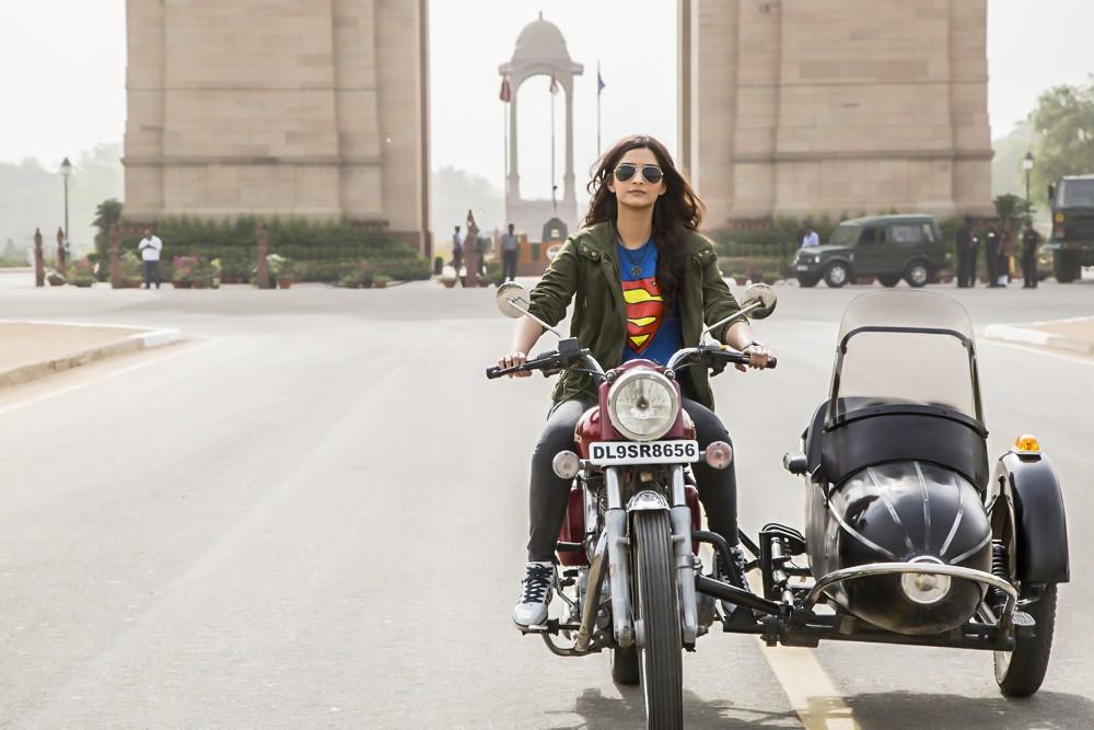 Sonam Kapoor in