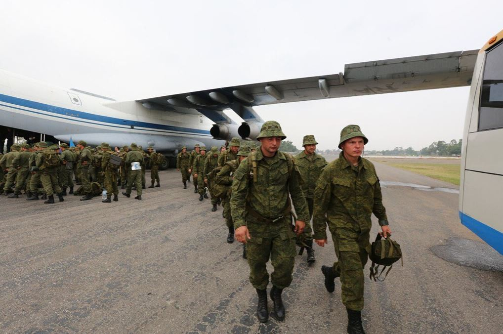 Russia-Pakistan joint military exercises