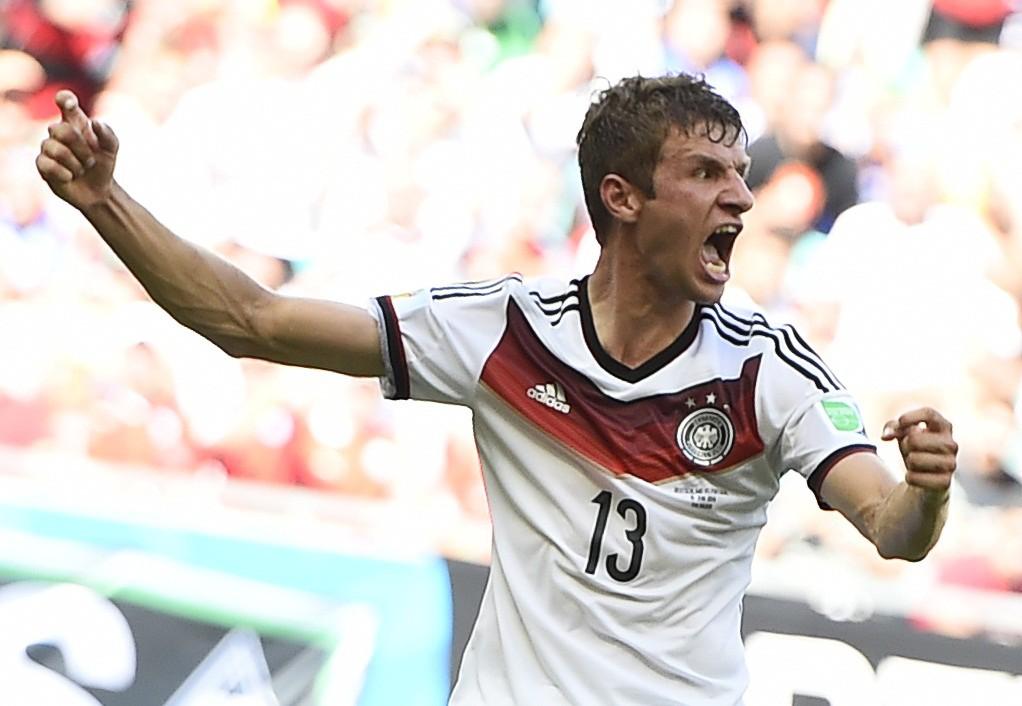 Germany v Portugal