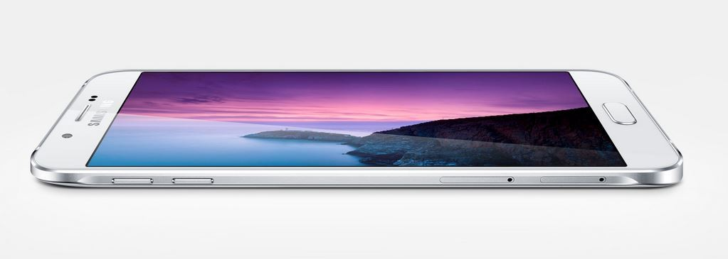 Slim Samsung Galaxy A8 with Finger-print Sensor Officially Launched in China
