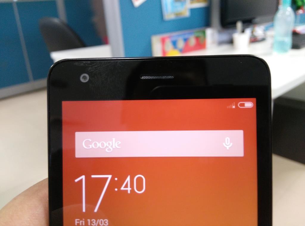 Xiaomi Redmi 2 Front camera