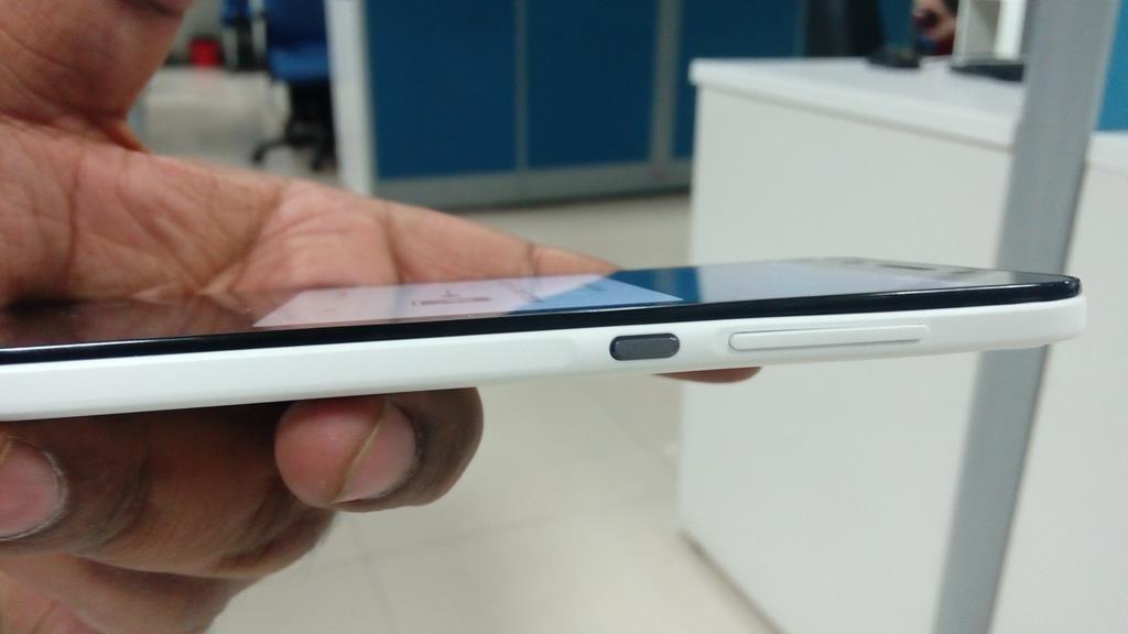Huawei Honor 4X Bezel