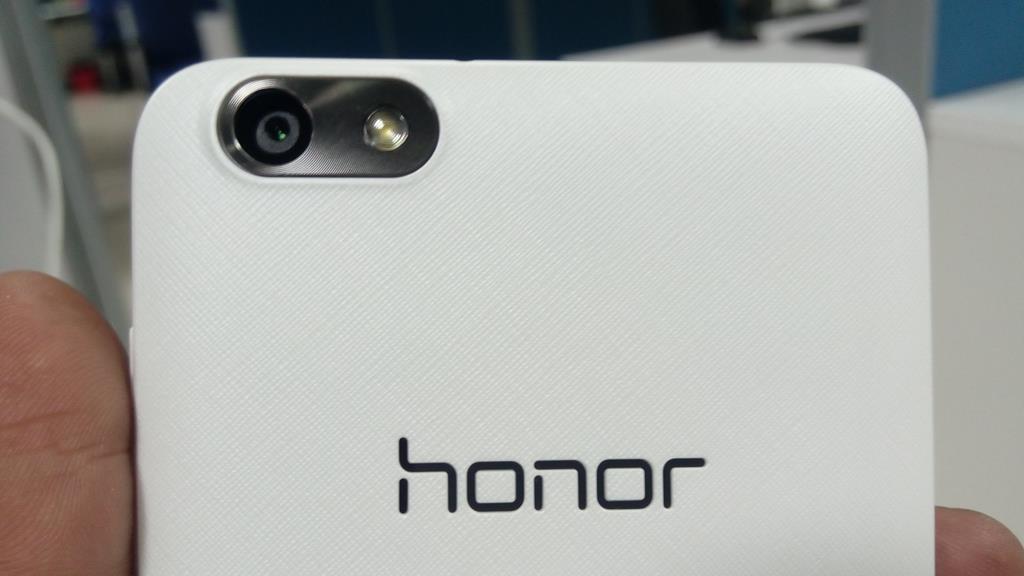 Huawei Honor 4X Rear camera